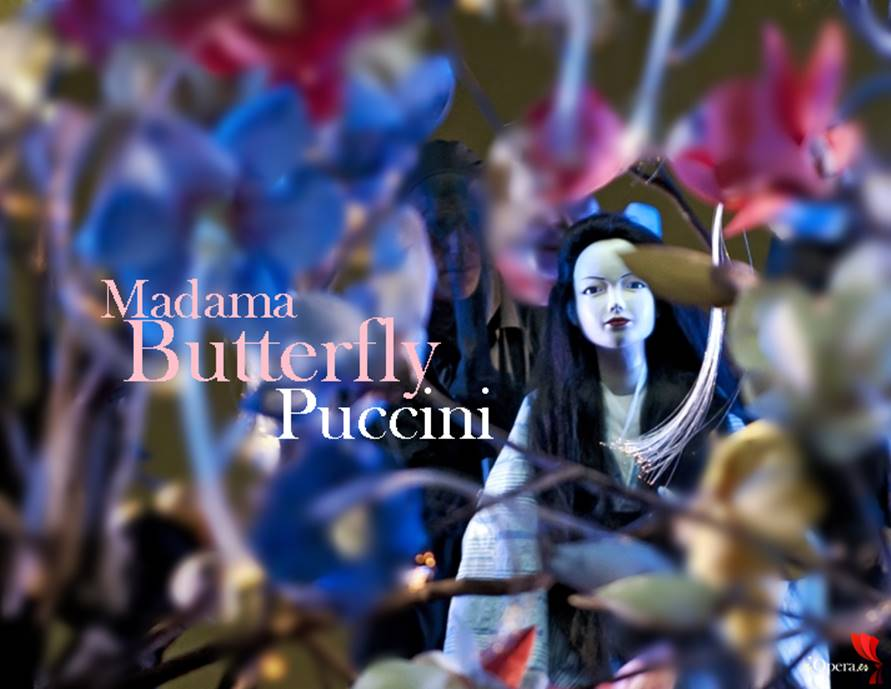 Madama Butterfly en Bruselas