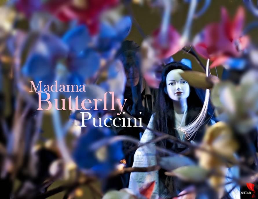 Madama Butterfly en Bruselas