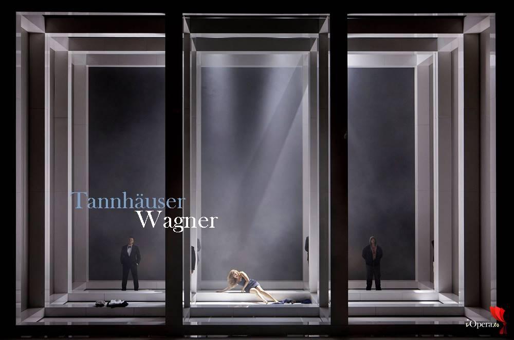 Tannhäuser de Richard Wagner en el Teatro La Fenice, vídeo