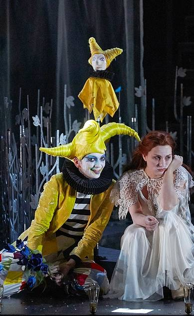Fantasio de Offenbach en París vídeo
