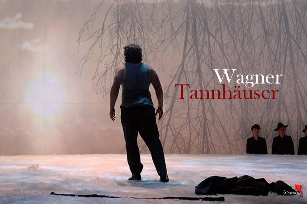 Tannhäuser de Wagner en Montecarlo, desde la Opéra de MonteCarlo, vídeo de la ópera de Richard Wagner en su versión parisina en francés de 1861, protagonizada por José Cura