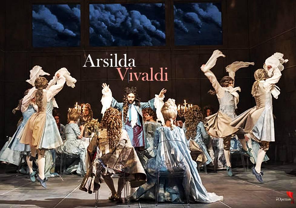 arsilda Arsilda, regina di Ponto, de Vivaldi en Bratislava