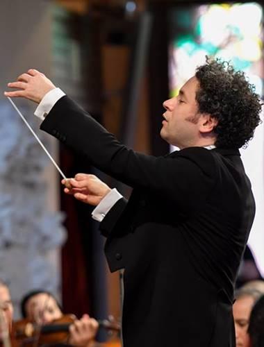 dudamel gustavo La novena de Beethoven con Dudamel