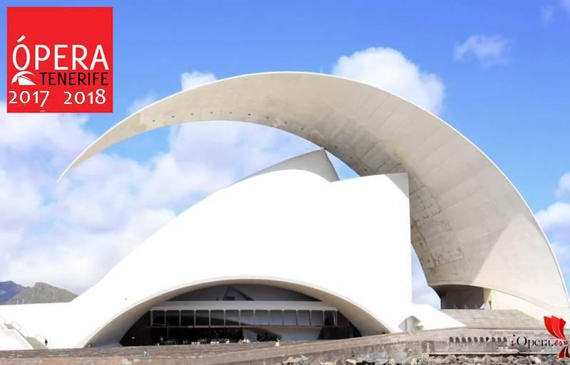 Ópera de Tenerife 2017 2018