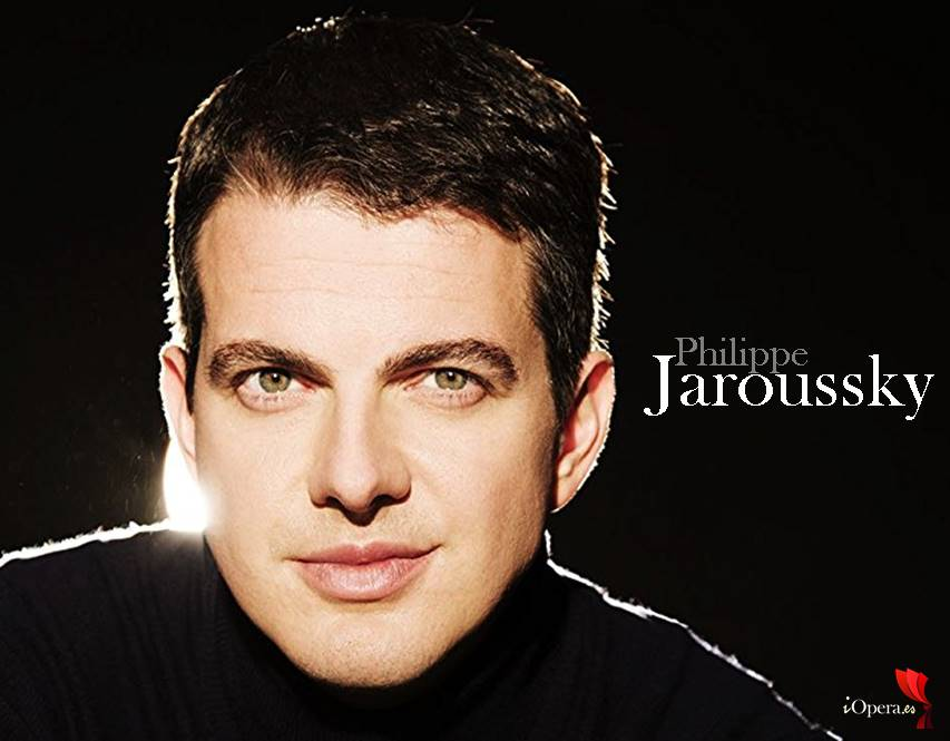 Philippe Jaroussky canta Telemann y Bach