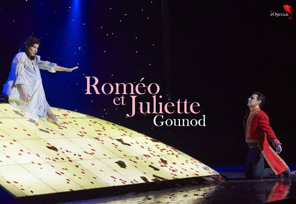 Roméo et Juliette de Gounod en Viena, vídeo