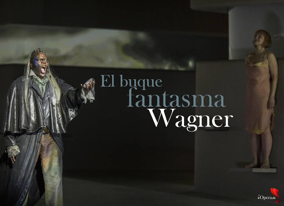 El holandés errante de Wagner en Caen, desde el Théâtre de Caen en Normandía, Francia, vídeo de El buque fantasma, en la primera versión de París, de la representación del 5 de mayo de 2017