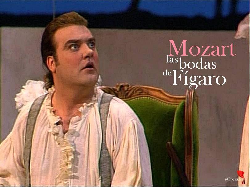 Las bodas de Fígaro en París con Terfel y Gardiner, desde el Teatro de Châtelet , vídeo