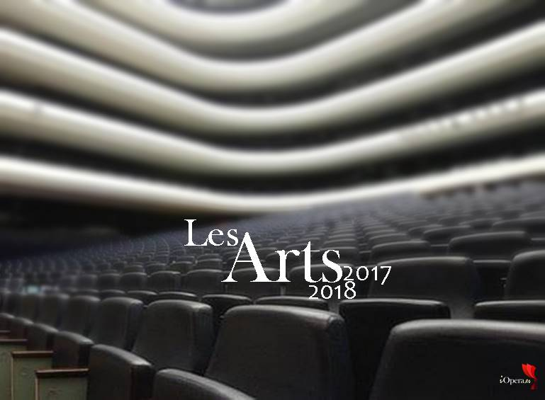 Palau de Les Arts de Valencia programación temporada 2017 2018