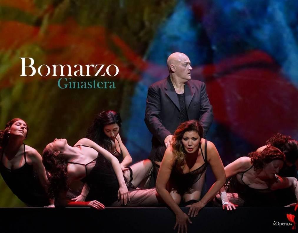Pantasilea Bomarzo de Ginastera en el Teatro Real