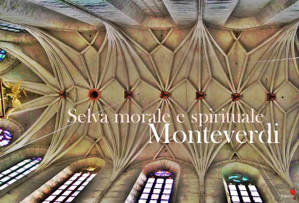 Selva morale e spirituale de Monteverdi vídeo Iglesia de Santa Catalina de Alejandría en Cracovia