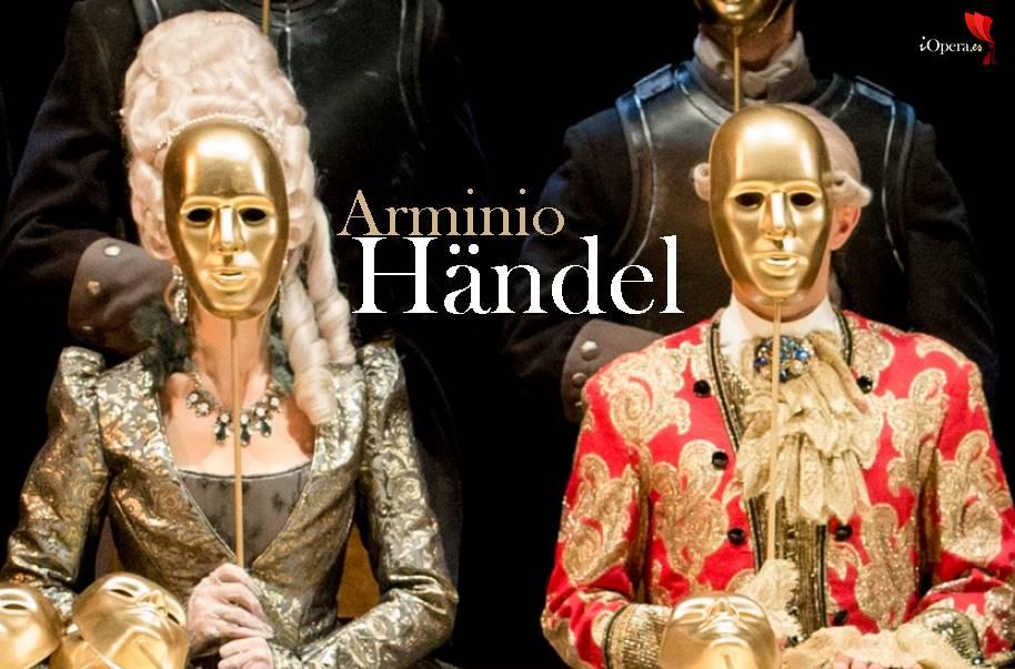 karlsruhe Arminio de Händel por Cencic