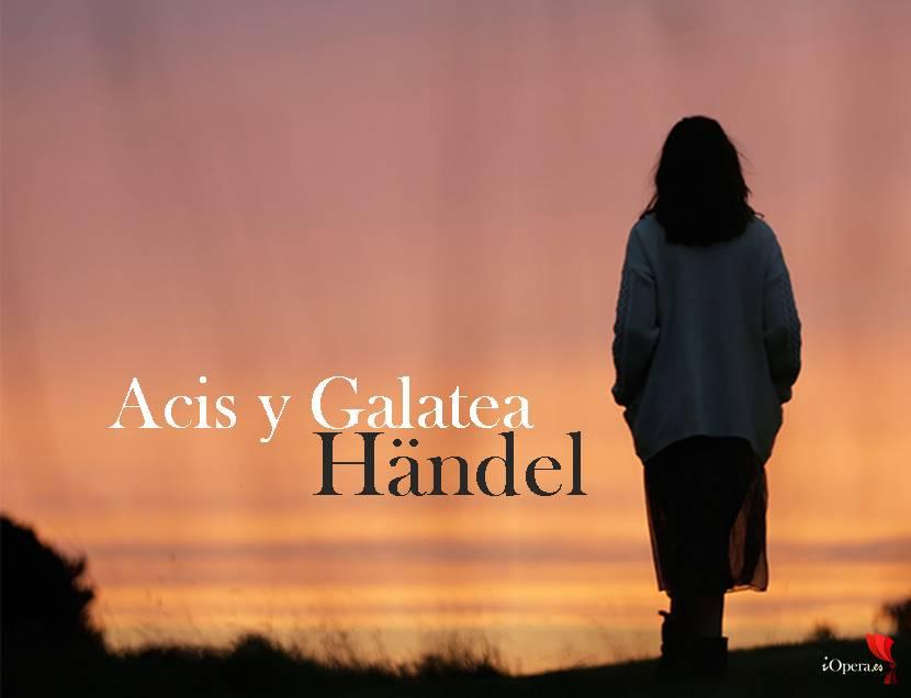 Acis y Galatea de Händel desde Dublín vídeo