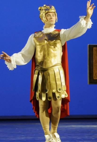 Alessandro de Händel en Versalles