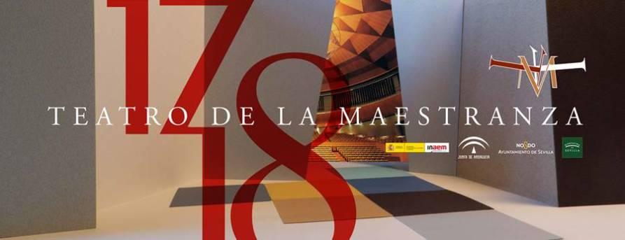Maestranza programación temporada ópera en Sevilla 2017 2018