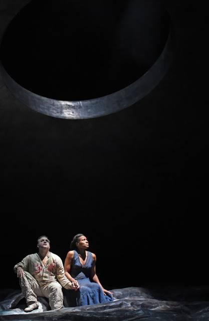 Aida de Verdi desde Bruselas vídeo