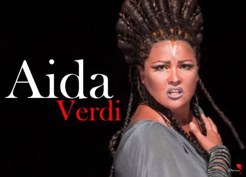 Anna Netrebko canta Aida vídeo 2017 Salzburgo