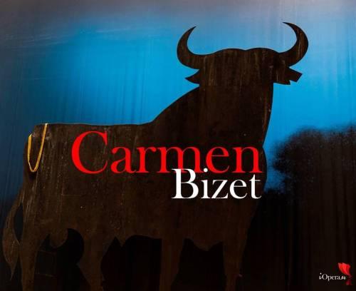 Carmen de Bizet en París con Garanca y Alagna vídeo ópera
