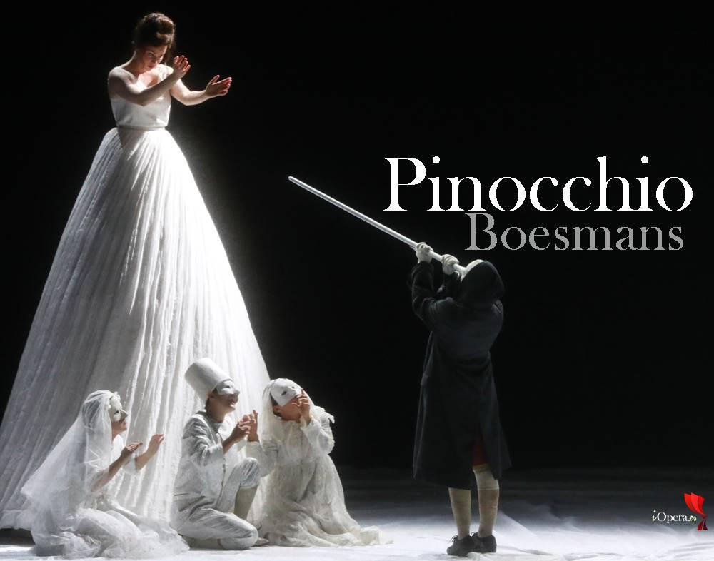 Estreno mundial de Pinocchio de Boesmans, vídeo