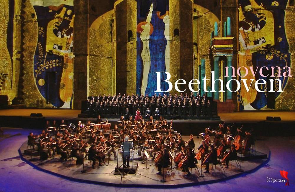 La novena de Beethoven en el Festival de Orange 2017, vídeo