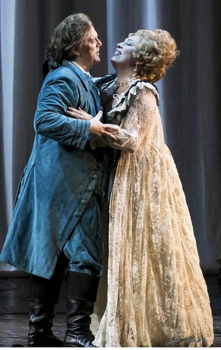 Manon Lescaut desde Turín María José Siri y Gregory Kunde