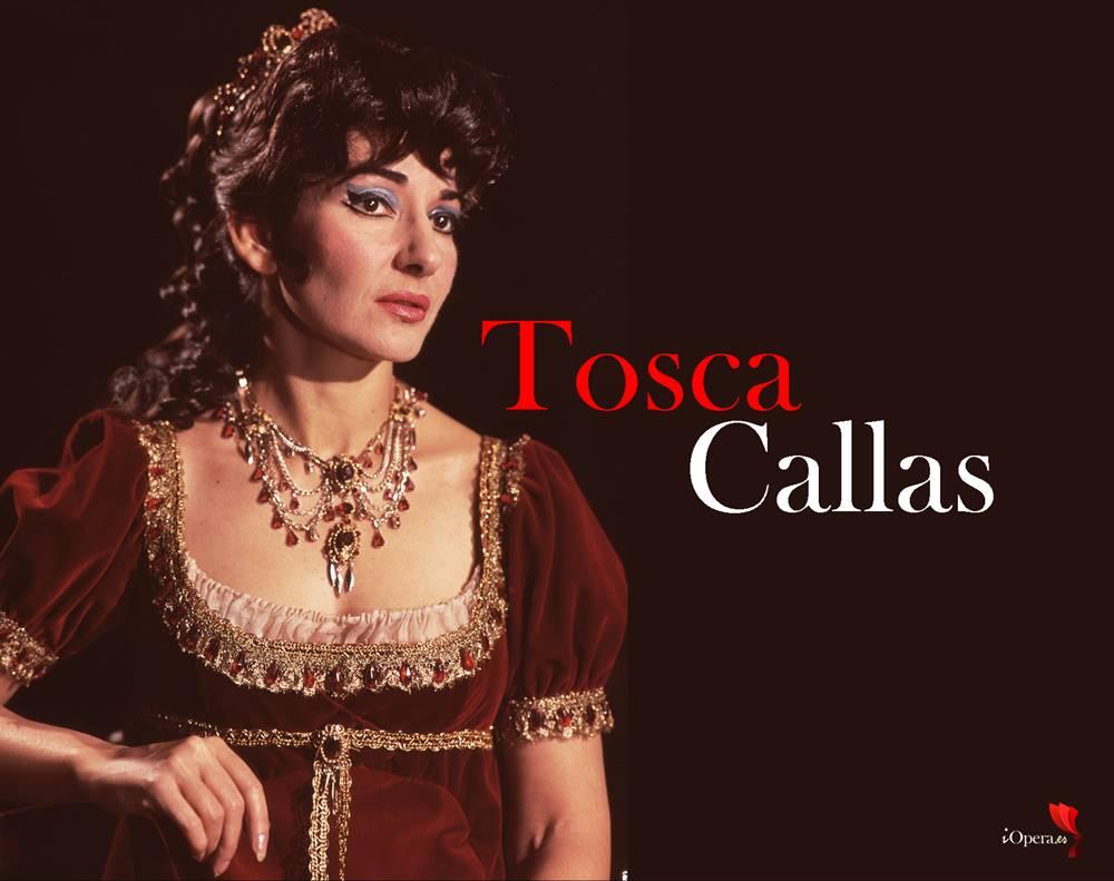 Tosca de 1964 con Maria Callas Tito Gobbi Londres vídeo