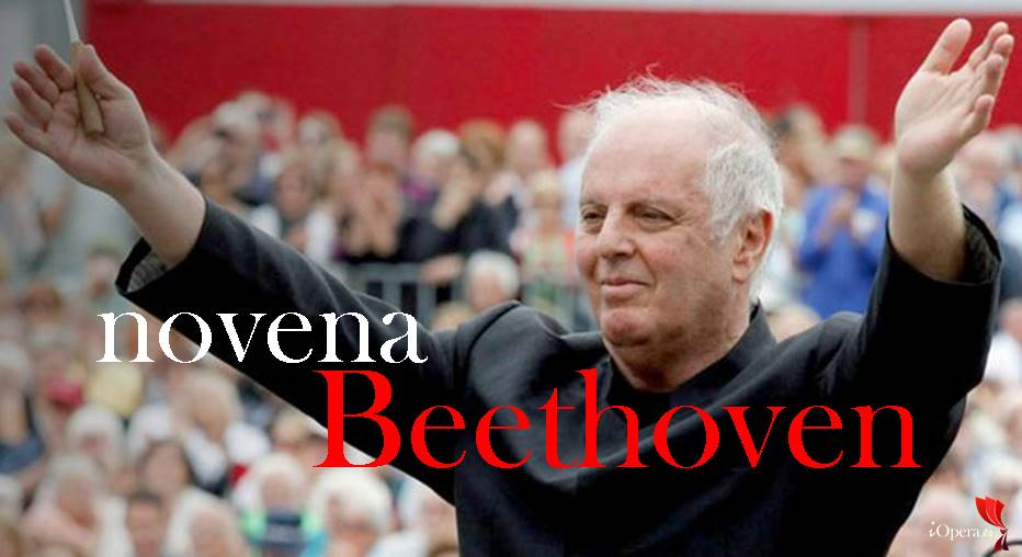 La novena de Beethoven desde Berlín por Barenboim