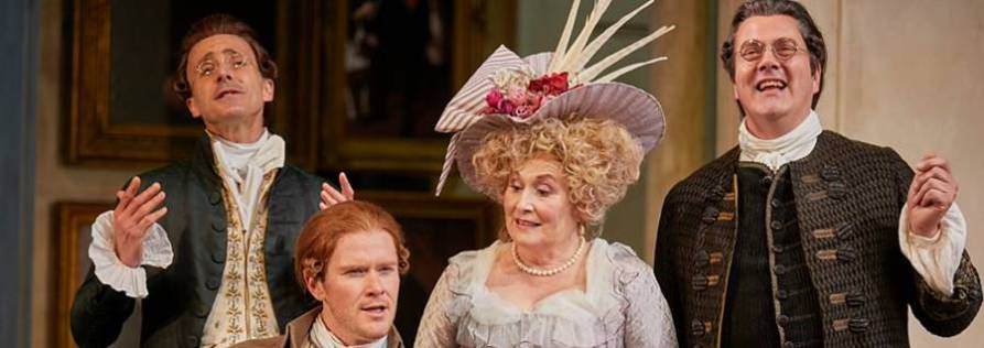 Las bodas de Fígaro por Garsington Opera