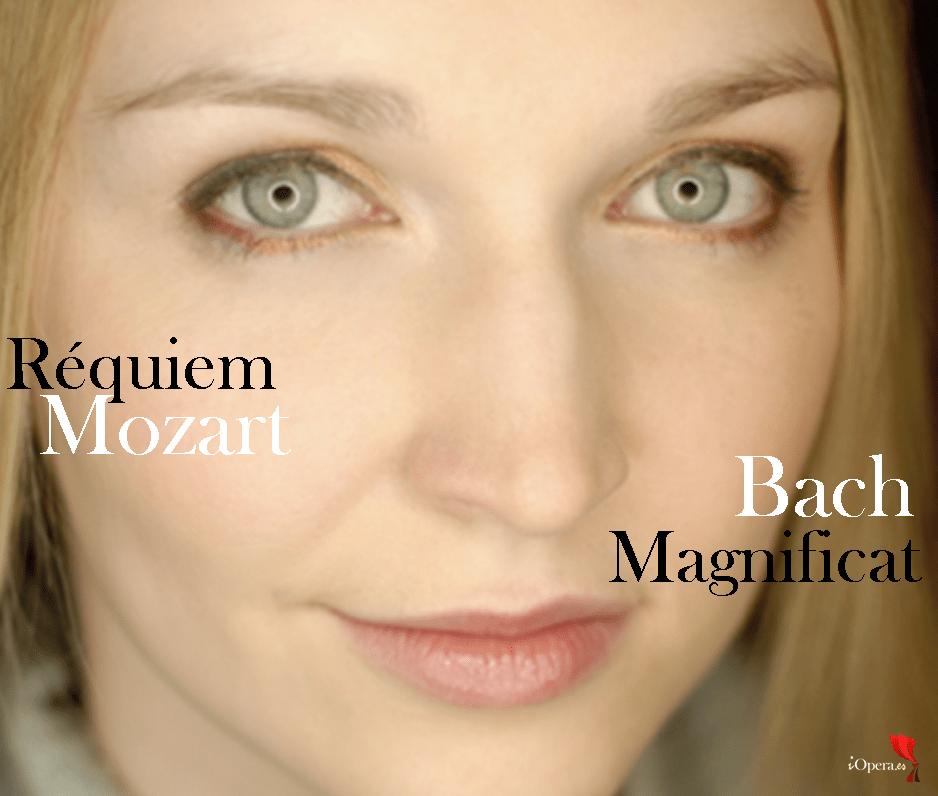 Réquiem de Mozart y Magnificat de Bach desde Moscú Steffi Lehmann