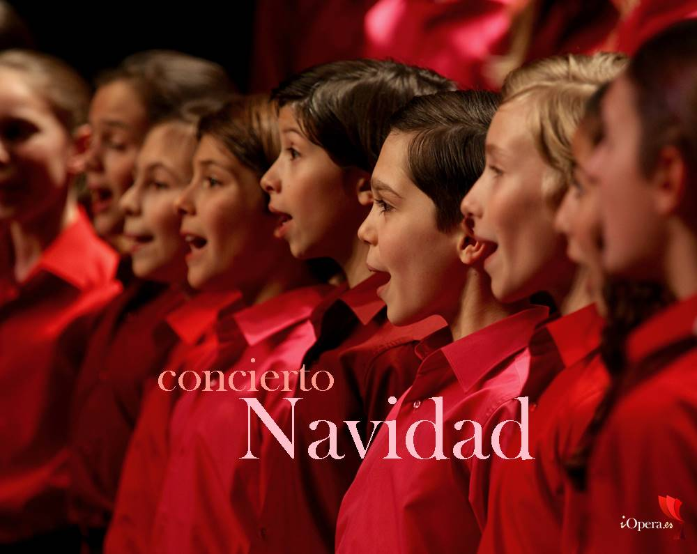 Concierto de Navidad del Coro Infantil Sotto Voce