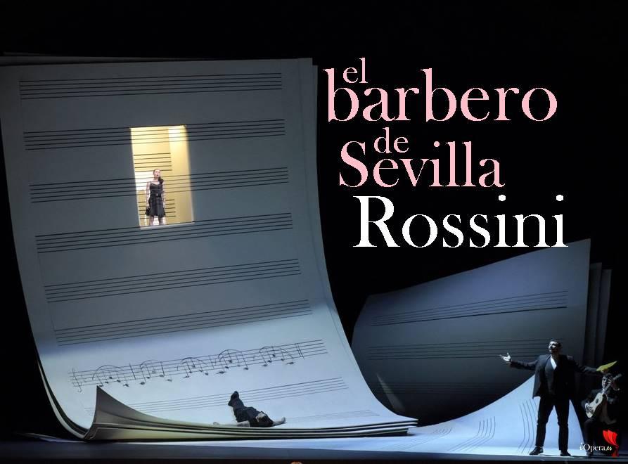 El barbero de Sevilla en París vídeo