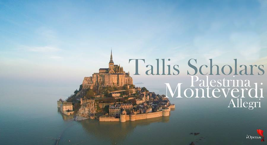 Los Tallis Scholars en el Mont Saint-Michel vídeo