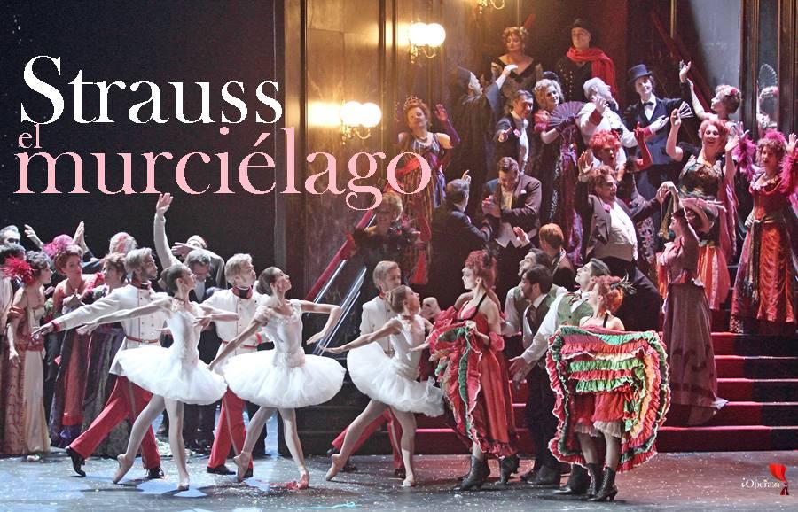 El murciélago de Strauss versión francesa