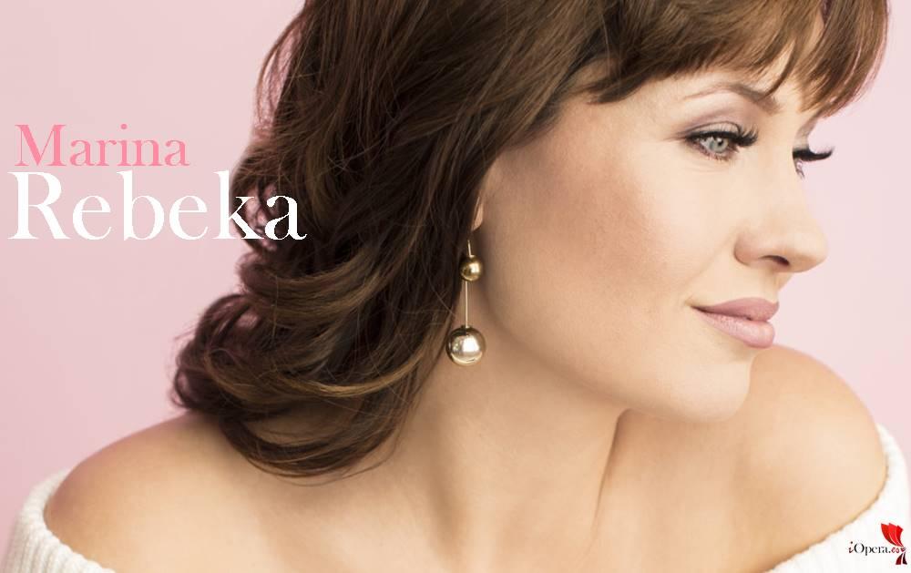Recital de Marina Rebeka en Moscú vídeo