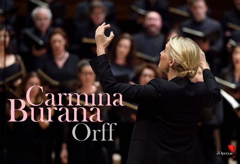 JEANNIN_SOFI Carmina Burana desde París, desde la Maison de la Radio, vídeo de la obra de Carl Orff del concierto en directo del 8 abril de 2018