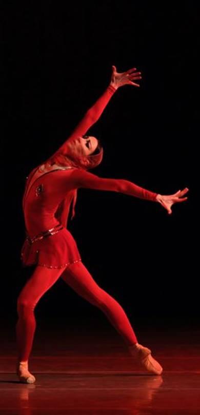 La leyenda del amor, ballet vídeo