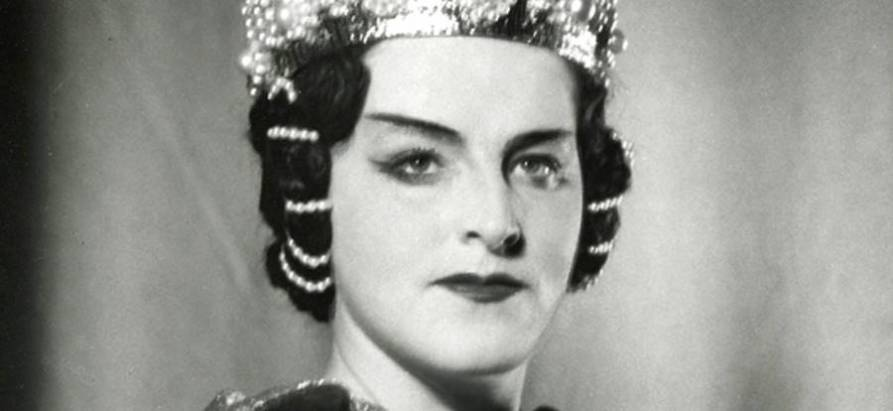 Birgit Nilsson como Lady Macbeth