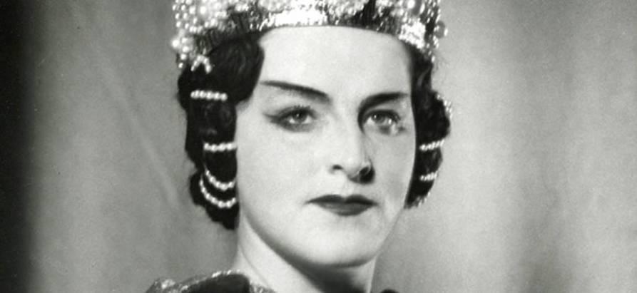 Birgit Nilsson como Lady Macbeth