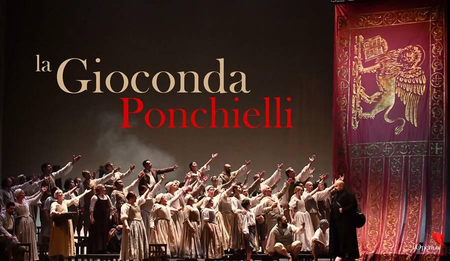 La Gioconda de Ponchielli desde Piacenza vídeo iopera