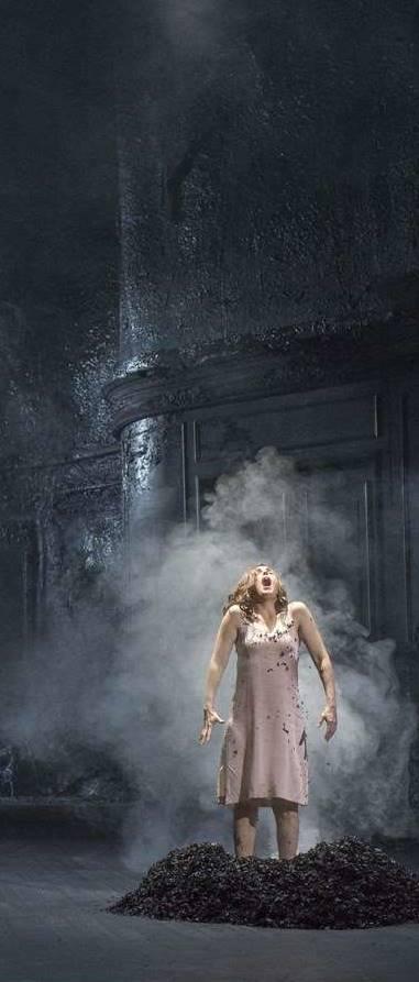 Semele de Händel desde Berlín vídeo ópera cómica