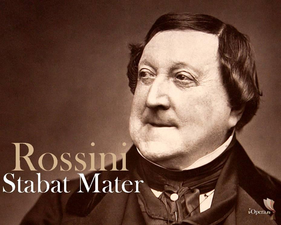 Stabat Mater de Rossini desde Bologna