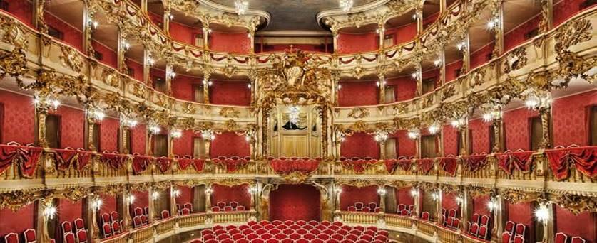 Teatro de Cuvilliés en Múnich Juan Diego Flórez canta Mozart