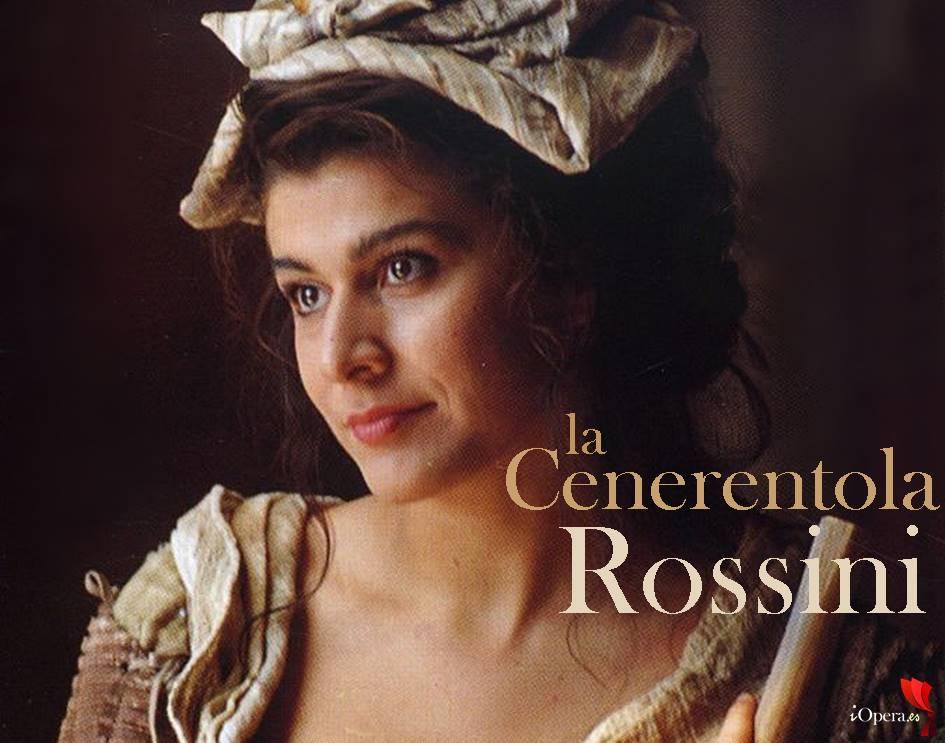La Cenerentola de Rossini por Cecilia Bartoli vídeo