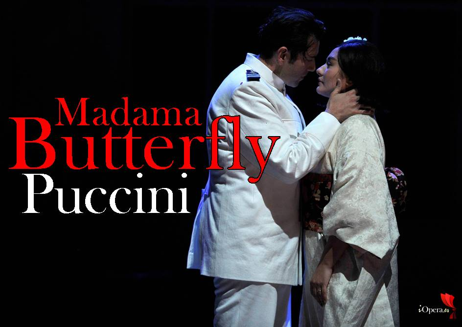 Madama Butterfly en Glyndebourne vídeo