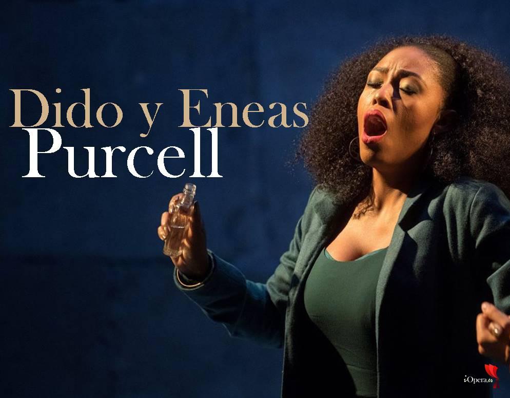 Dido y Eneas de Purcell desde el Festival d'Aix-en-Provence vídeo