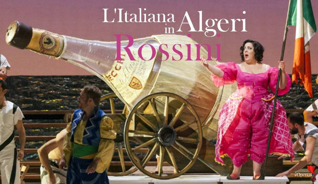 L'Italiana in Algeri de Rossini en Florencia vídeo