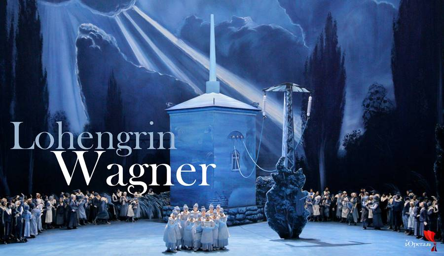 Lohengrin de Richard Wagner en Bayreuth 2018