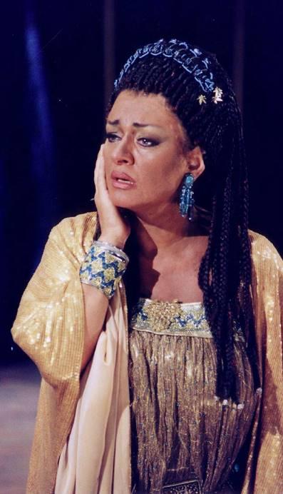 Aida de Verdi desde Barcelona con Daniela Dessi AIDA Liceu