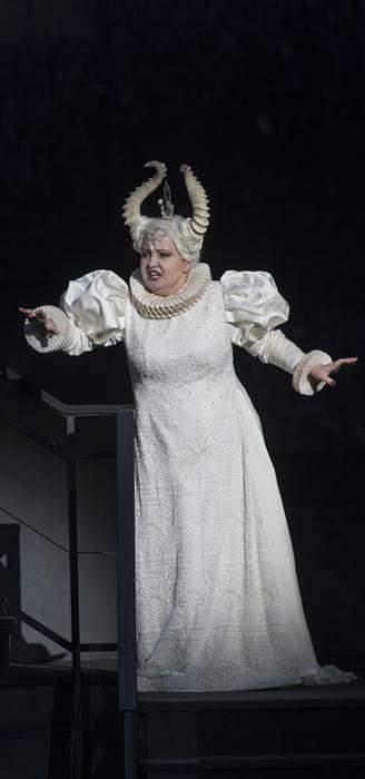 La flauta mágica en el Festival de Salzburgo 2018 Die Zauberfloete