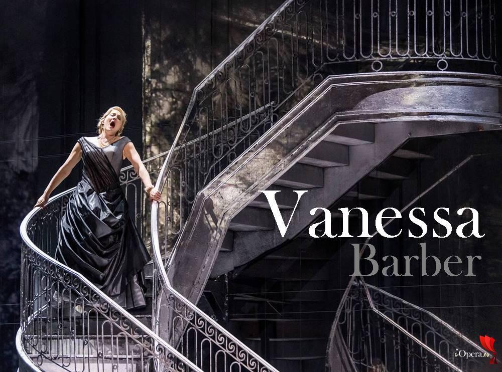 Vanessa de Samuel Barber vídeo Glyndebourne